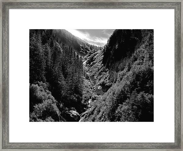 Denali National Park 3 Framed Print
