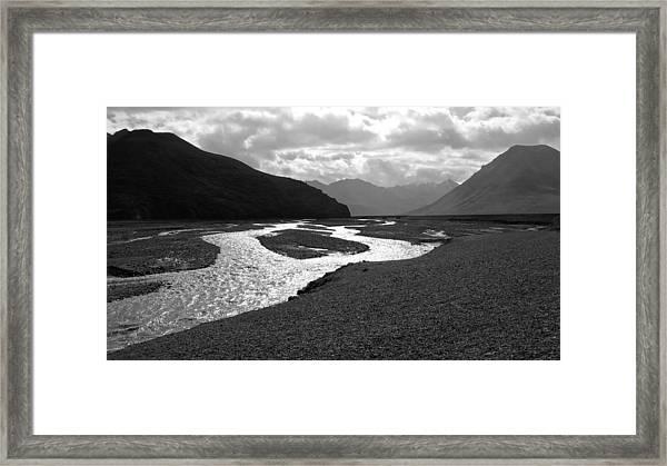Denali National Park 5 Framed Print