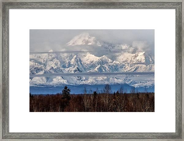 Denlai 2016 Framed Print