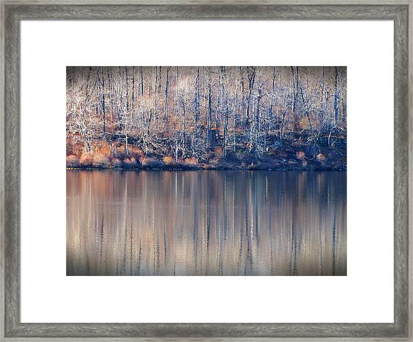 Desolate Splendor Framed Print