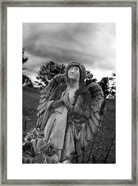 Grief  Framed Print