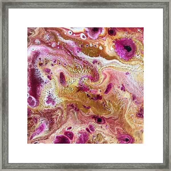 Detail Of Colossal 3 Framed Print