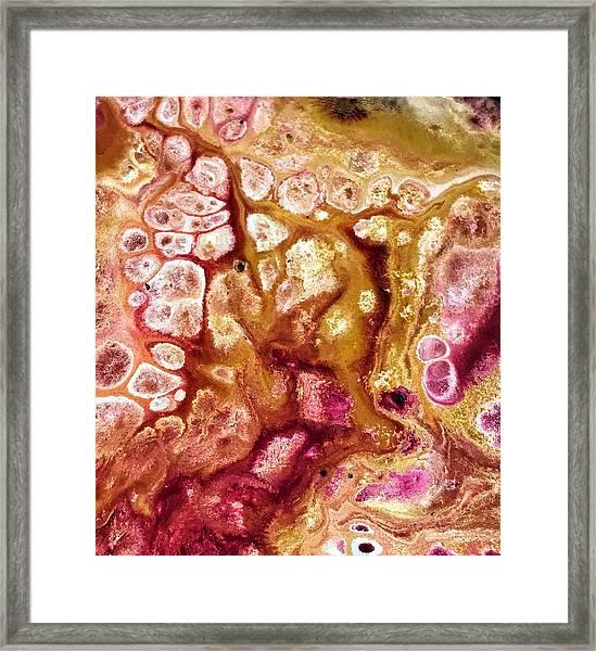 Detail Of Colossal  Framed Print