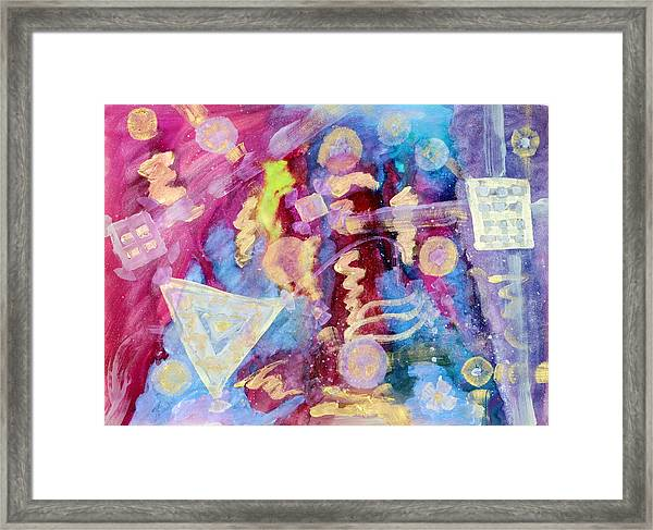 Disaray  Framed Print by Don  Wright