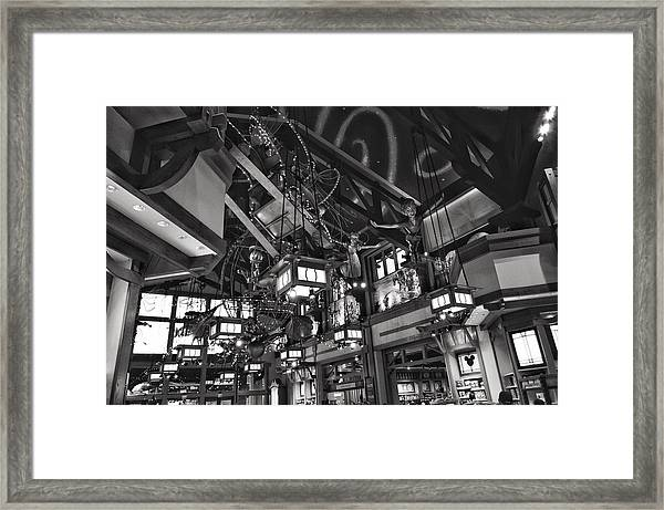 Disney Store  Framed Print