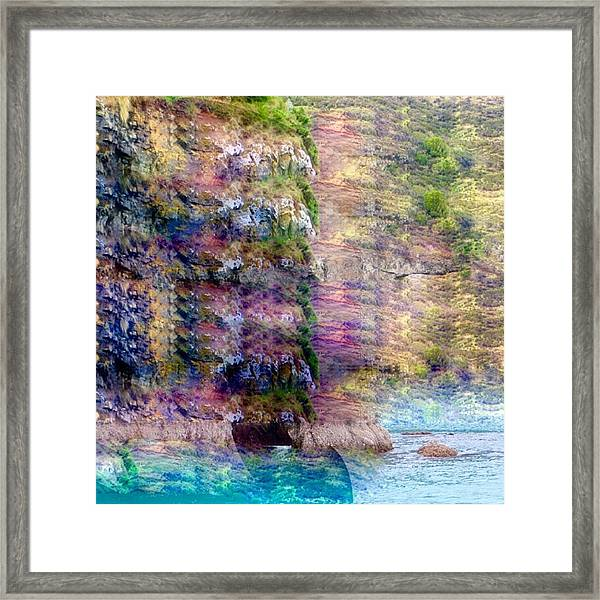 Dissociation  Framed Print