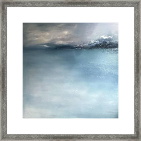 Distant Shores Framed Print