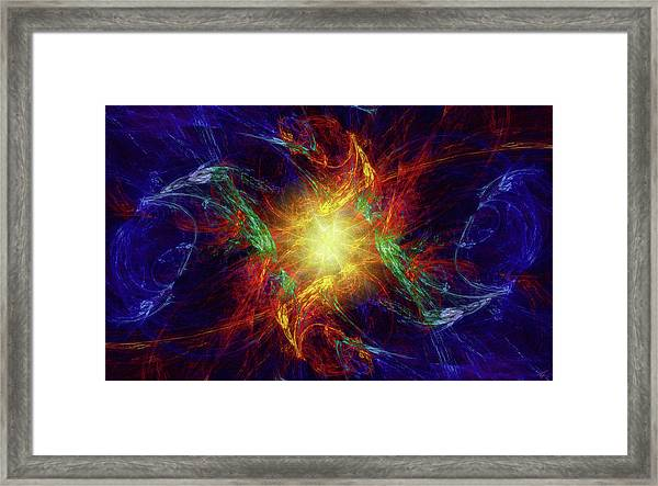 Divine Moment Framed Print