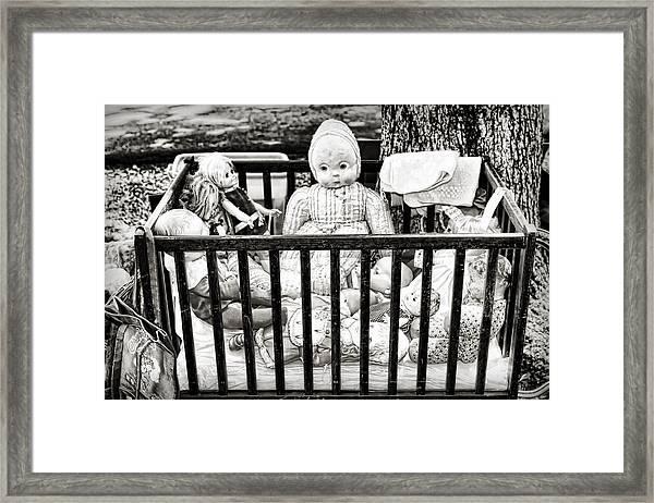 Dollies Framed Print