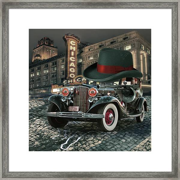 Don Cadillacchio Framed Print
