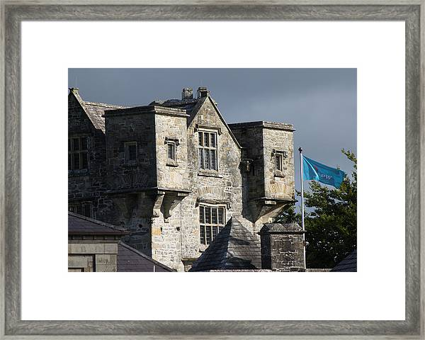 Donegal Castle Framed Print