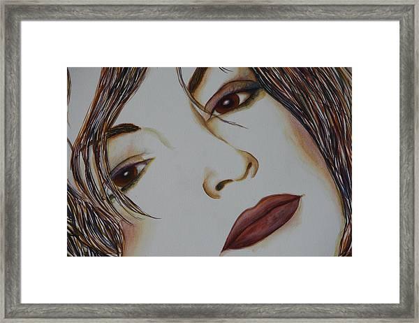 Don't Stop Framed Print by Joseph Lawrence Vasile