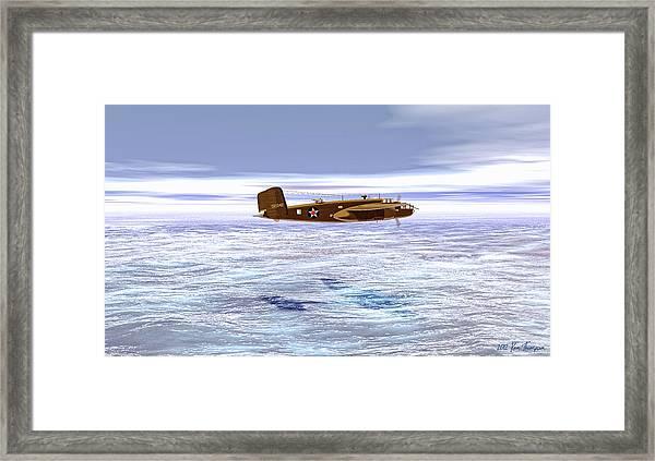 Doolittle Raider Framed Print by Ken Thompson