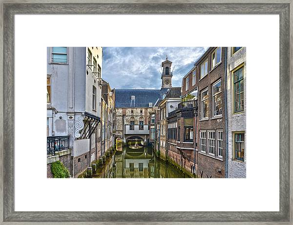 Dordrecht Town Hall Framed Print
