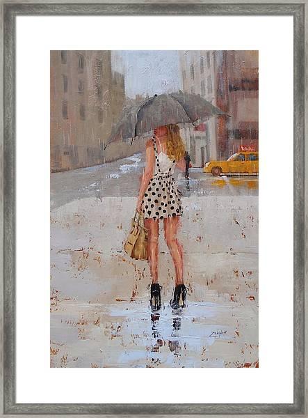 Dottie Framed Print