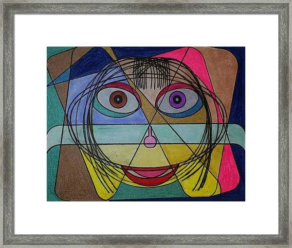 Dream 108 Framed Print