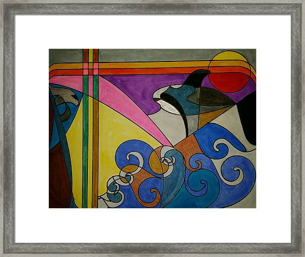 Dream 176 Framed Print