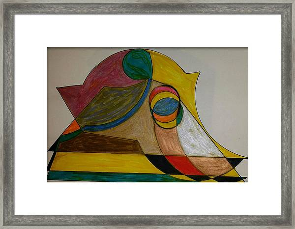 Dream 2 Framed Print