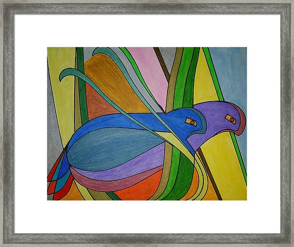Dream 223 Framed Print