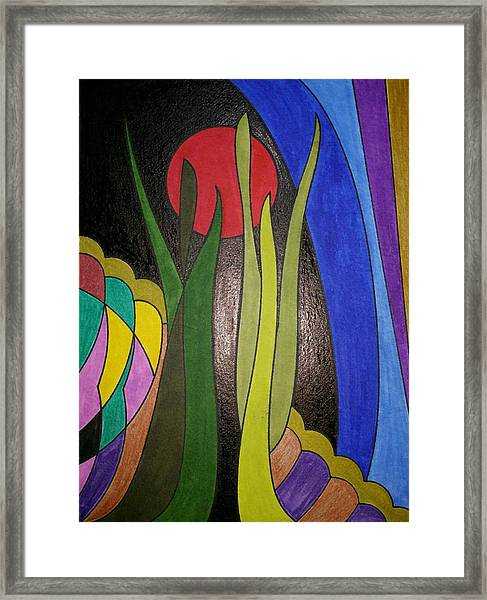 Dream 240 Framed Print