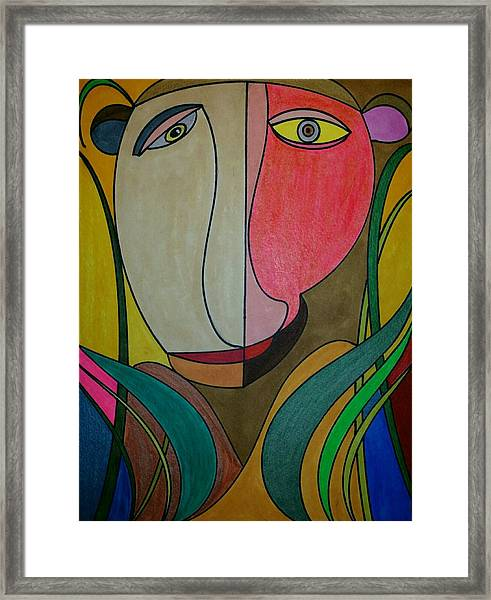 Dream 261 Framed Print