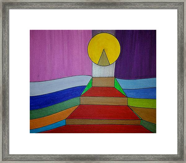 Dream 263 Framed Print