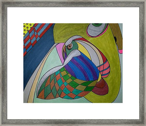Dream 269 Framed Print