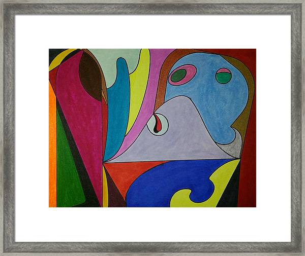 Dream 270 Framed Print