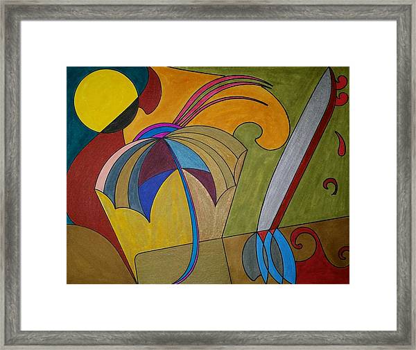 Dream 271 Framed Print
