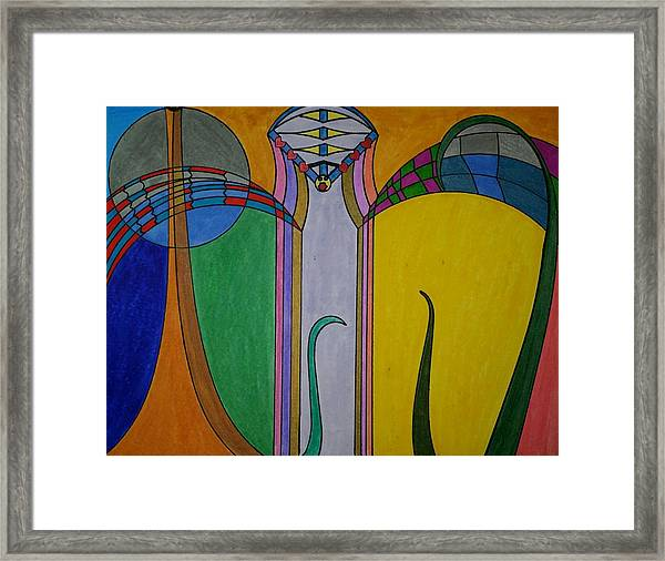 Dream 272 Framed Print