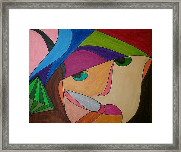 Dream 273 Framed Print