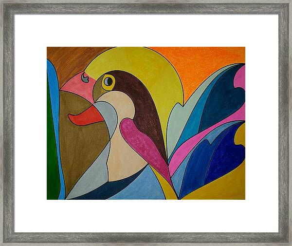 Dream 276 Framed Print