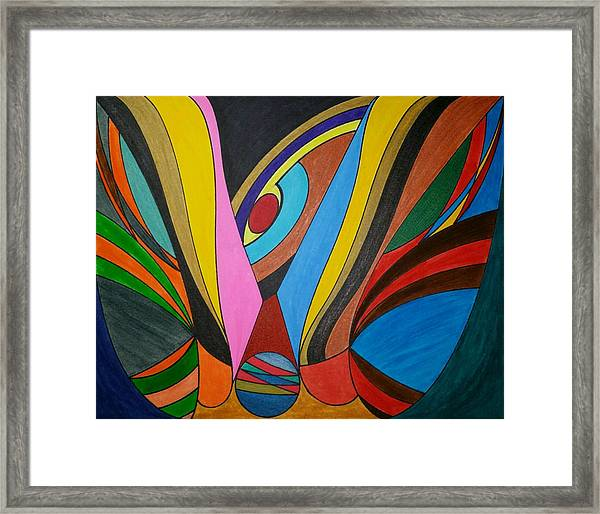 Dream 283 Framed Print