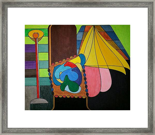 Dream 286 Framed Print