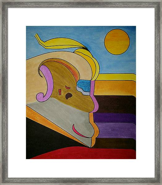 Dream 288 Framed Print