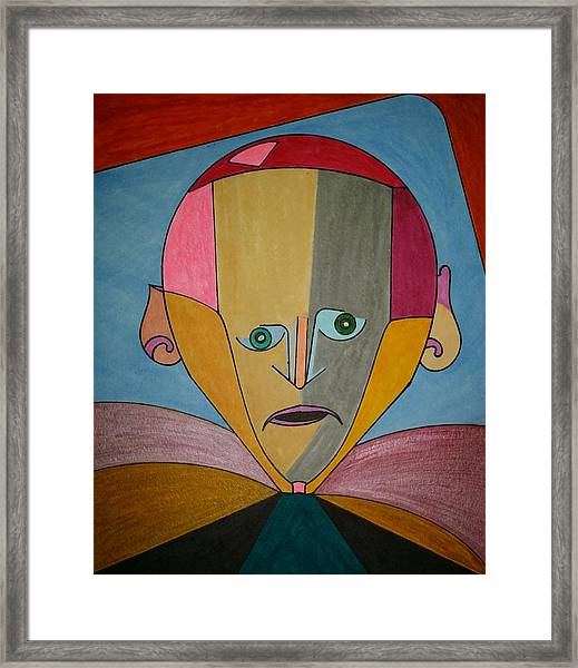 Dream 293 Framed Print