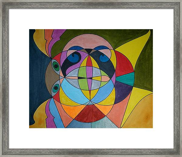 Dream 295 Framed Print