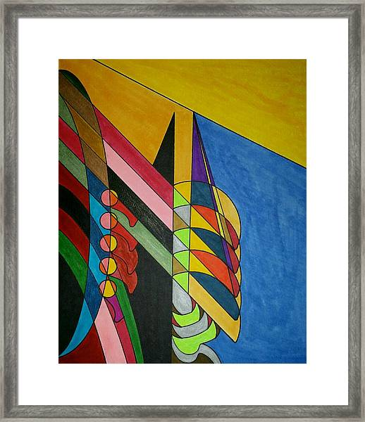 Dream 296 Framed Print