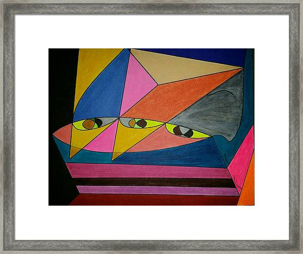 Dream 299 Framed Print