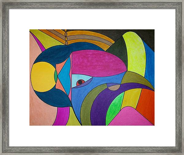 Dream 303 Framed Print