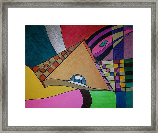 Dream 304 Framed Print