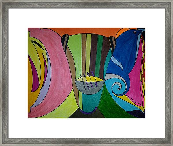 Dream 305 Framed Print