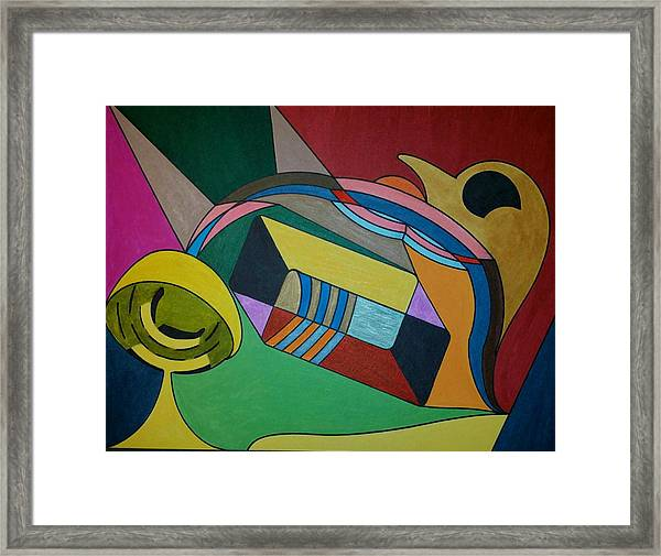 Dream 306 Framed Print