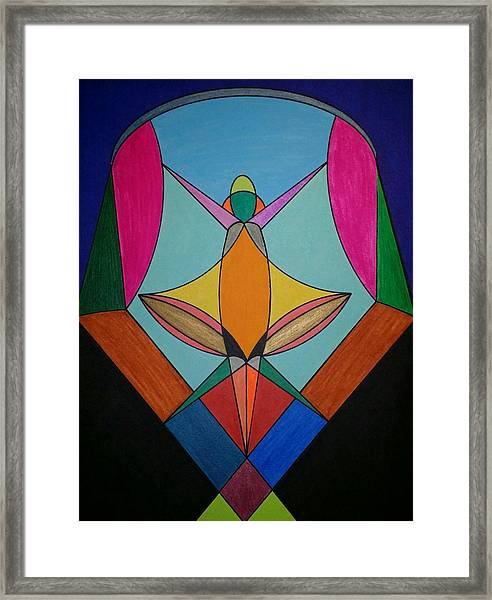 Dream 307 Framed Print