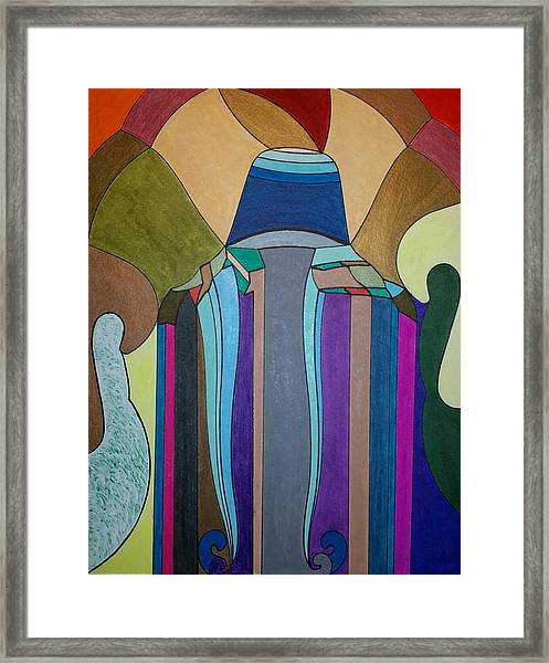 Dream 308 Framed Print