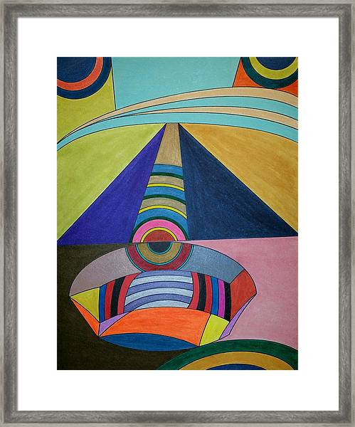 Dream 309 Framed Print