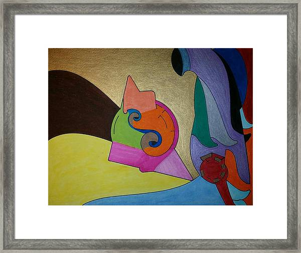 Dream 310 Framed Print