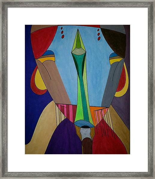 Dream 312 Framed Print