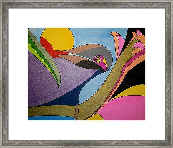Dream 314 Framed Print