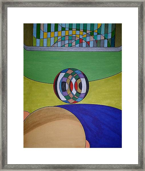 Dream 315 Framed Print